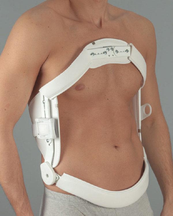 corset hiperextensie ort-14