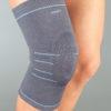 orteza genunchi tesuta cu sustinerea rotulei din silicon 119