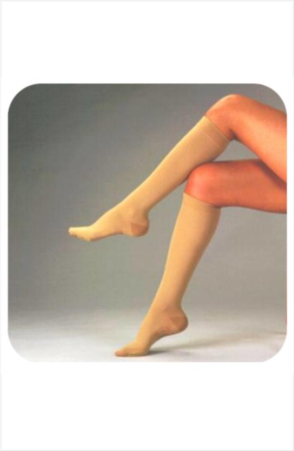 ciorapi compresivi gamba natur